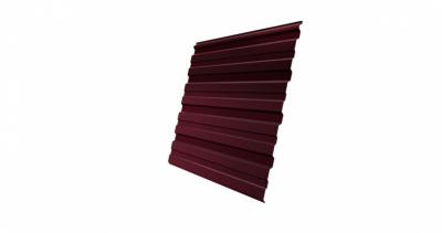 Профнастил С10R 0,4 PE RAL 3005 красное вино
