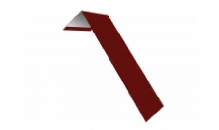 Планка ветровая(лобовая) LINKOR 150 мм 0,45 мм L=2 м RAL 3011