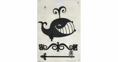 Флюгер большой Duck & Dog 066 Кит