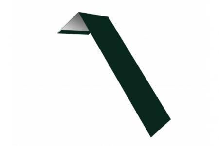 Планка ветровая(лобовая) LINKOR 150 мм 0,45 мм L=2 м RAL 6005