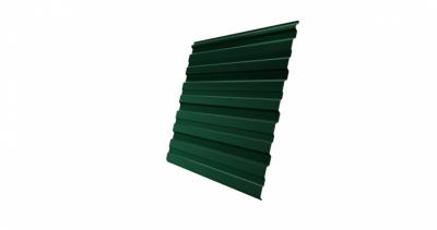Профнастил С10R 0,45 PE RAL 6005 зеленый мох