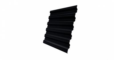 Профнастил HC35R Grand Line 0,5 Velur20 RAL 9005 черный