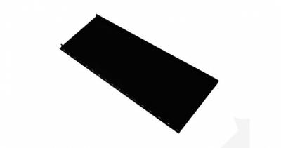Кликфальц mini Grand Line 0,5 Velur20 с пленкой на замках RAL 9005 черный
