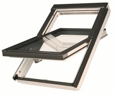 Окно мансардное FAKRO влагостойкое, полиуретановый лак 114*118 FTU -V U3