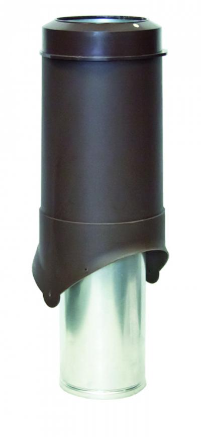 Выход вентиляции Krovent Pipe-VT 150is