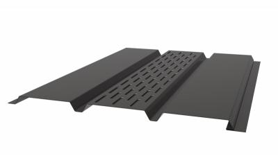 Алюминиевые софиты LINKOR L=2,4 м панель RAL 8019