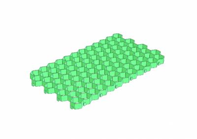 Решетка газонная Gidrolica Eco Standart, C250