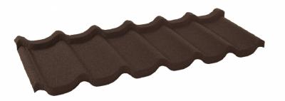 Лист КЧ Grand Line Classic 1-волновый шоколад