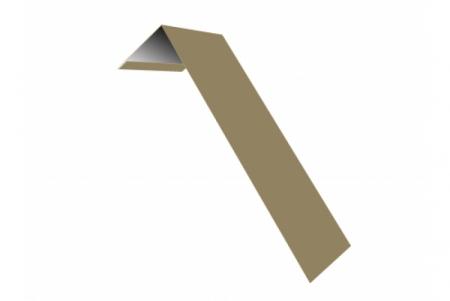 Планка ветровая(лобовая) LINKOR 150 мм 0,45 мм L=2 м RAL 1014