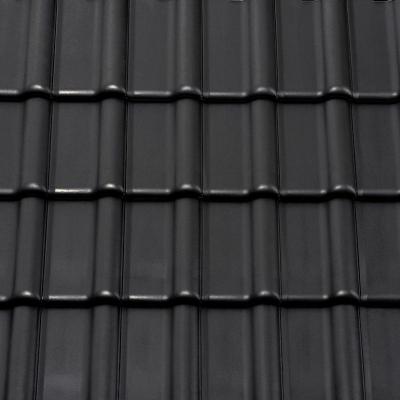 Керамическая черепица ACALEGRA 10 BLACK GLAZED