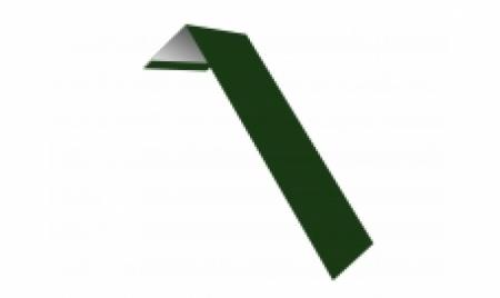 Планка ветровая(лобовая) LINKOR 150 мм 0,45 мм L=2 м RAL 6002