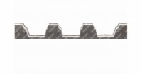 Уплотнитель Н75 обратный 30х0,75