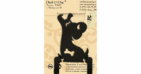 Крючок двухрожковый Duck & Dog №2-05 Собака