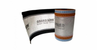 Аэроэлемент конька GRAND LINE коричневый, 310мм (5м)