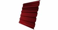 Профнастил С20R 0,4 PE RAL 3011 коричнево-красный