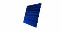 Профнастил С10R 0,45 PE RAL 5002 ультрамариново-синий