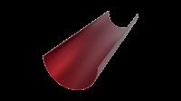Желоб водосточный LINKOR 120мм L=3 м (алюминий толщина 1,2 мм)RAL 3005