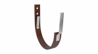 Кронштейн крепления желоба LINKOR 150 мм-L=172 мм (сталь 5 мм)