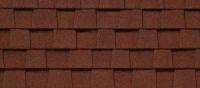 Гибкая черепица Landmark Cottage Red