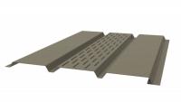 Алюминиевые софиты LINKOR L=2,4 м панель RAL 1015