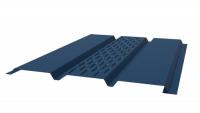 Алюминиевые софиты LINKOR L=2,4 м панель RAL 5015
