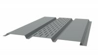 Алюминиевые софиты LINKOR L=2,4 м панель RAL 7042