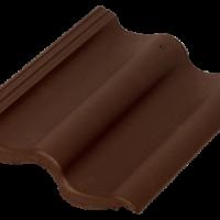 Черепица Baltic Tile Sea Wave коричневый