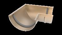 Угол желоба LINKOR 90⁰ 120мм (алюминий толщина 1,2 мм) RAL 1013