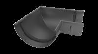 Угол желоба LINKOR 90⁰ 120мм (алюминий толщина 1,2 мм) RAL 7024