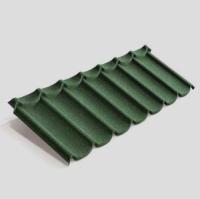 Панель Mistral Metrotile зеленый