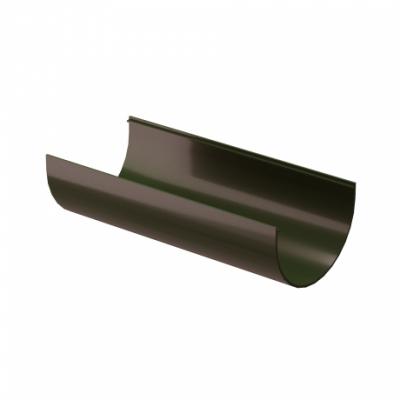 Желоб L=3 м Docke Standard 120/80 мм темно-коричневый